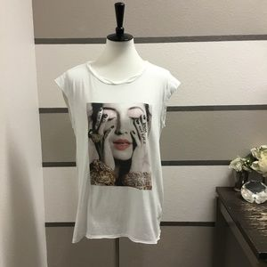 Pam and Gela Bling Tee